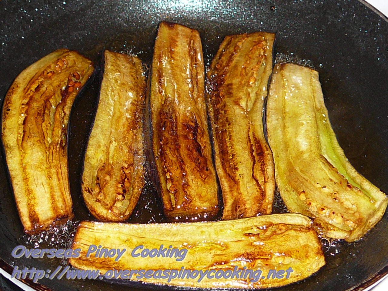 Pritong Talong Pinoy Fried Eggplant