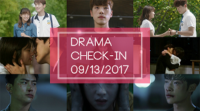 "Featured Post: ""Drama Check-In 09/13/2017"""