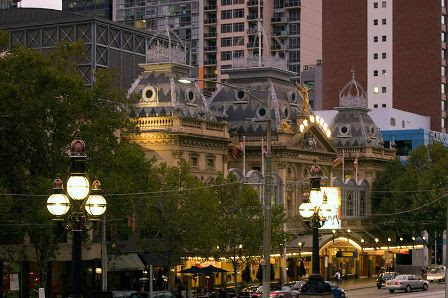 Melbourne City Centre