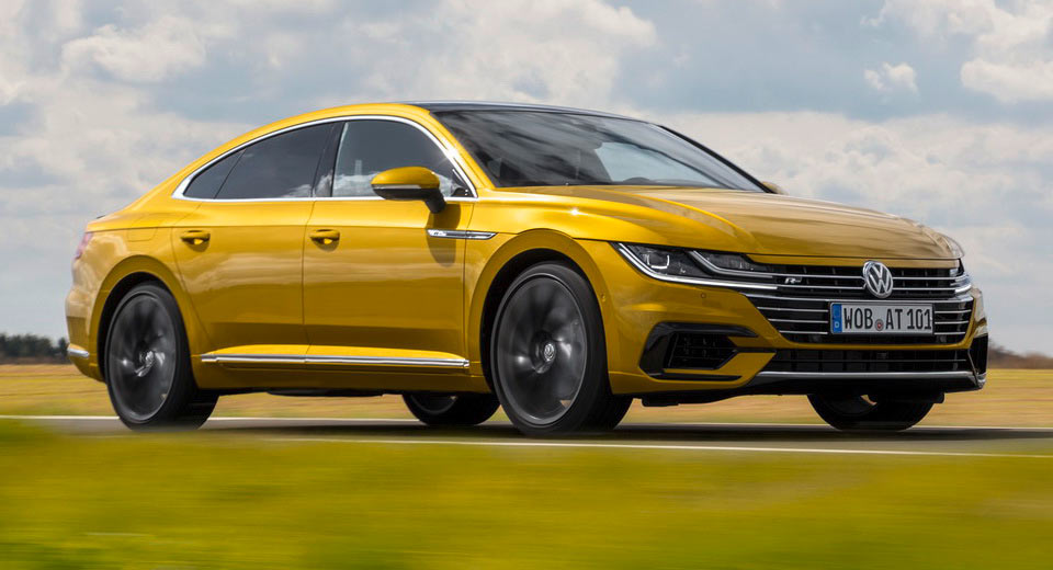carscoops vw arteon. Black Bedroom Furniture Sets. Home Design Ideas