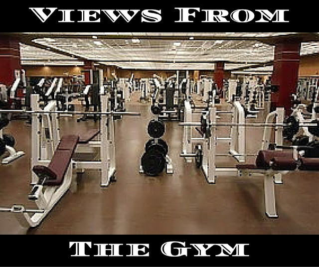 Views From The Gym - A Scot in North Wales