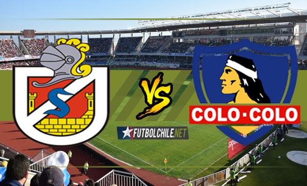 Deportes La Serena vs Colo Colo