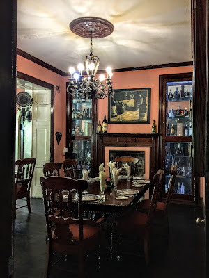 Graycliff restaurant in Nassau, Bahamas - curiousadventurer.blogspot.com