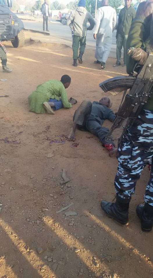 Fulani herdsmen nabbed with AK-47s on their way to unleash terror in Kaduna
