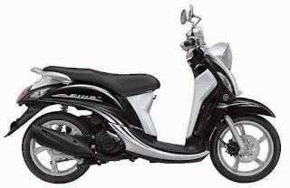 Kredit Motor Yamaha Mio Fino Premium FI di Solo