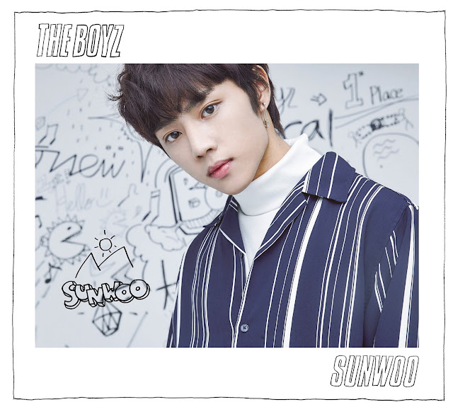 the boyz Sunwoo undilife.gq