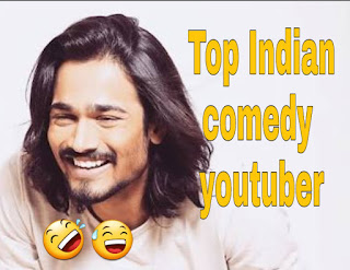 Top indian comedy youtuber