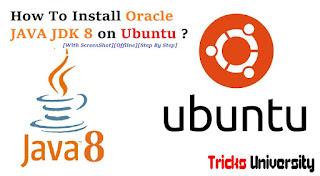 Java on Ubuntu Linux offline 2016 Tricksuniversity