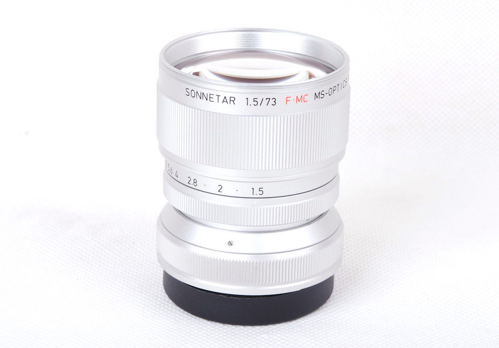Объектив MS Optics Sonnetar 73mm f/1.5 F-MC