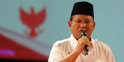 Prabowo: Rebut Jakarta untuk Selamatkan Indonesia
