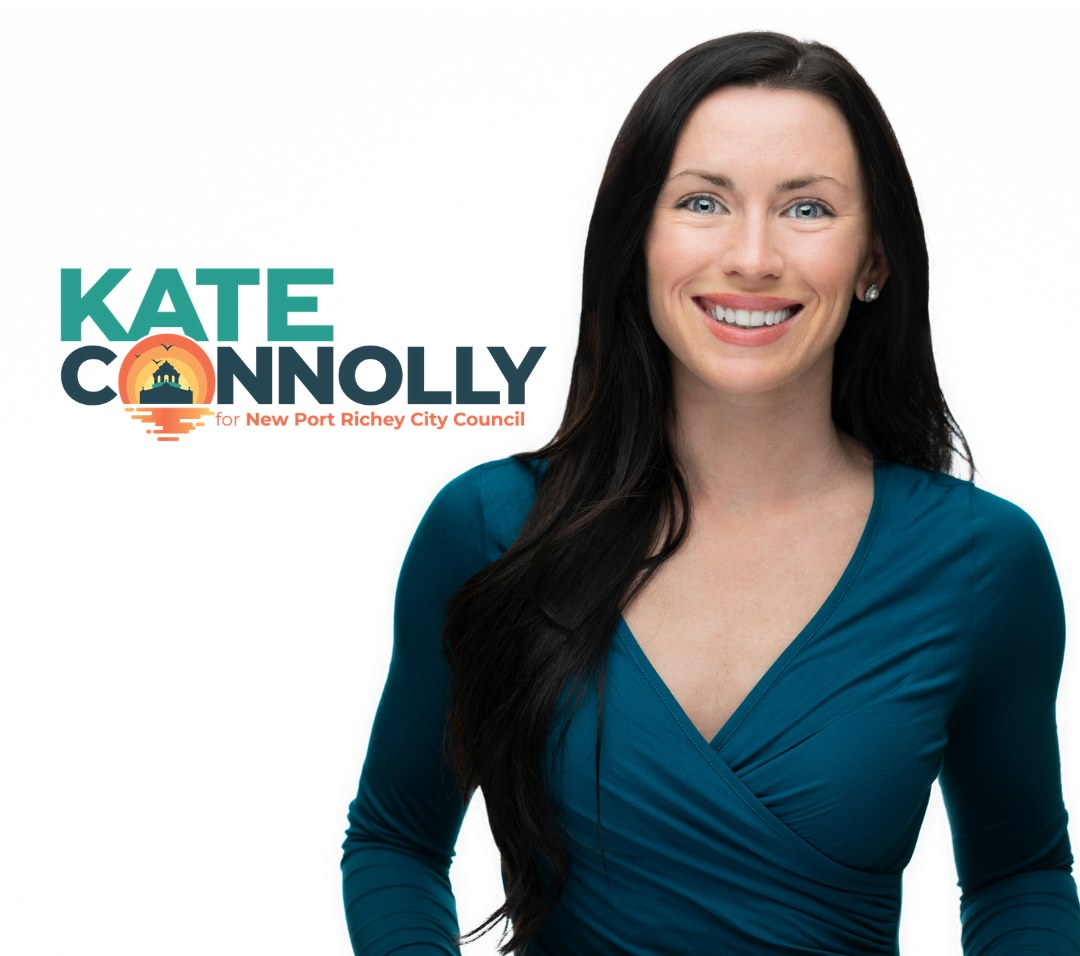 Kate Connolly for New Port Richey City Council