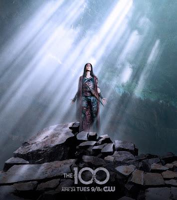 The 100 Season 5 Poster 1