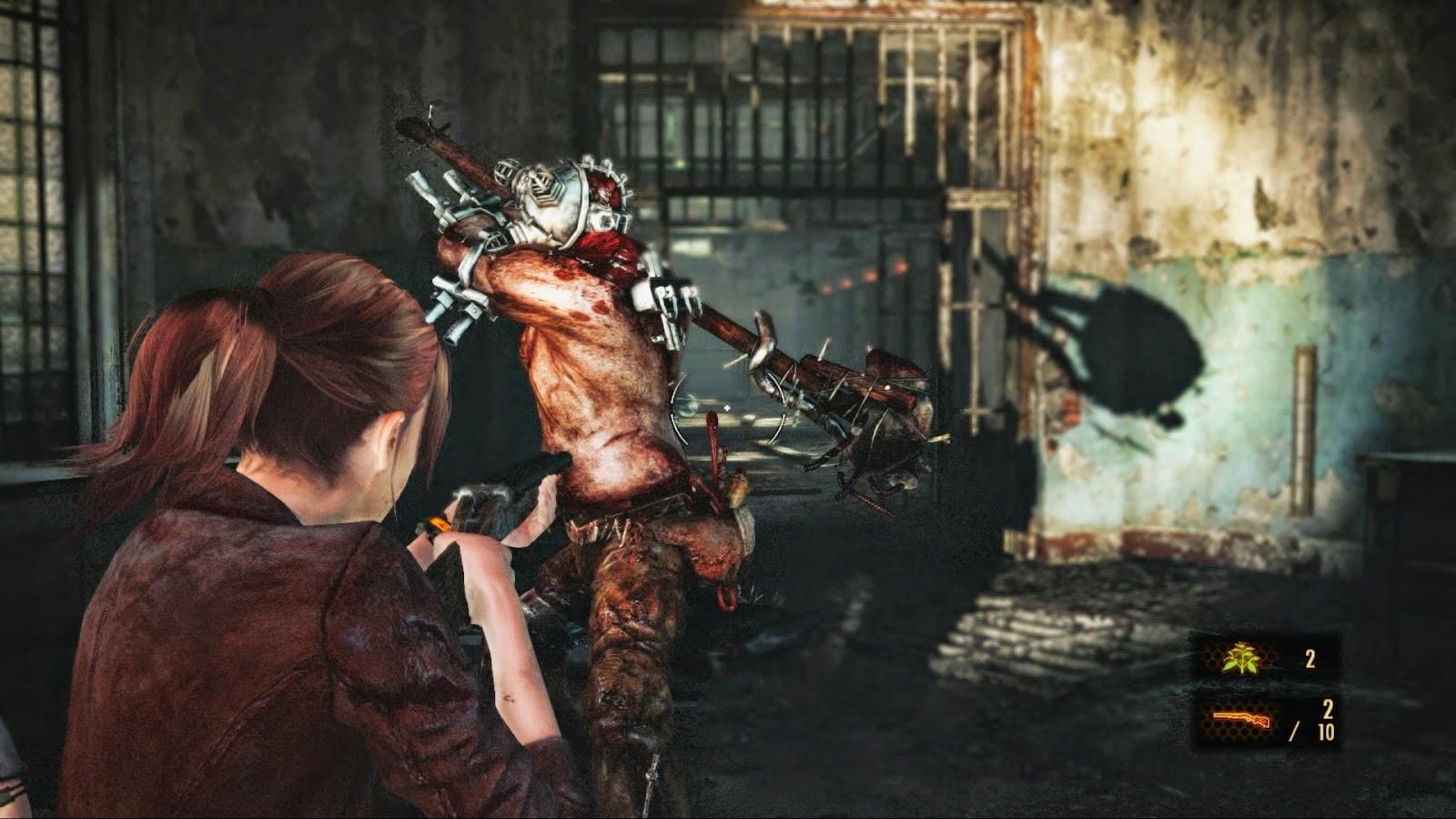 تحميل لعبة resident evil 2 للكمبيوتر من ميديا فاير