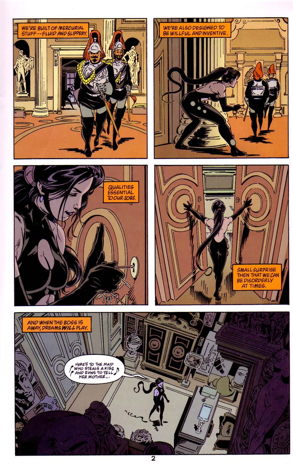 Read online Merv Pumpkinhead, Agent of D.R.E.A.M. comic -  Issue # Full - 4