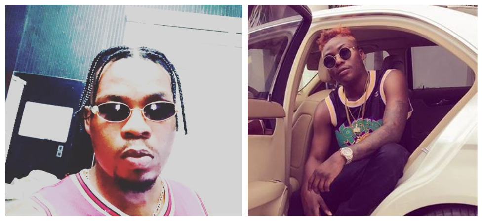 Olamide's New Look Vs Reekado Banks' New Look, Which Do You