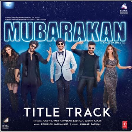 Mubarakan (Title Song) (2017)