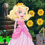 Games4King - Pretty Queen Escape