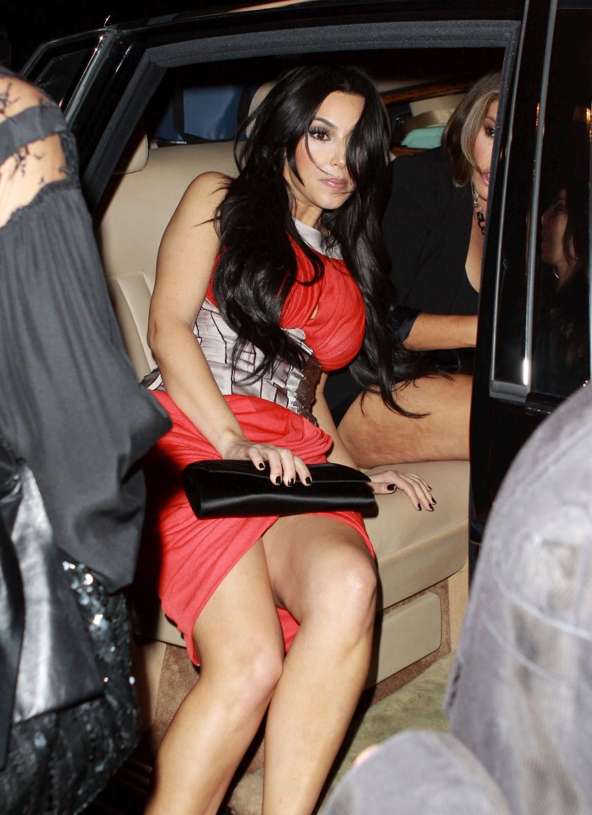 Kim Kardashian Celulite