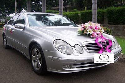 rental mobil wedding semarang jogja