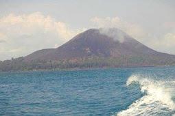 Gunung Anak Merapi Kembali Mengeluarkan Lava Pijar
