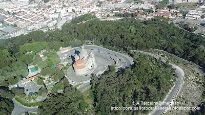 Viana do Castelo - Santuário de Santa Luzia
