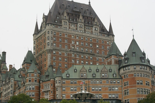 photo of Château Frontenac Hotel