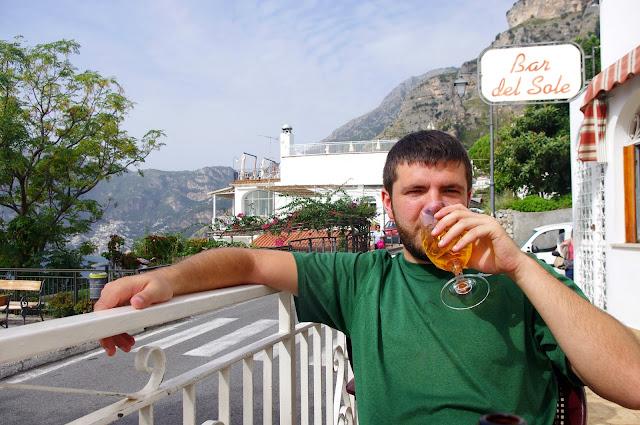 Bar Praiano Italy