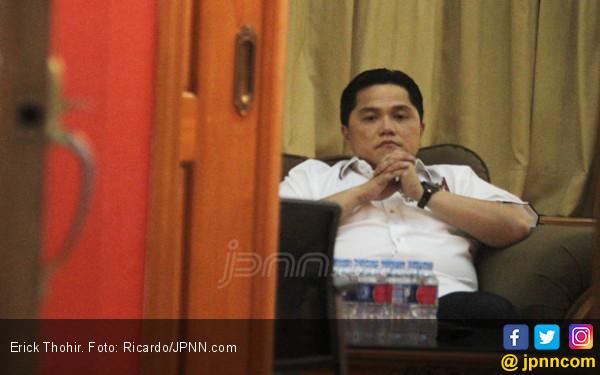 Sepertinya Erick Mau Hapus Jasa SBY bagi Ekonomi Kreatif
