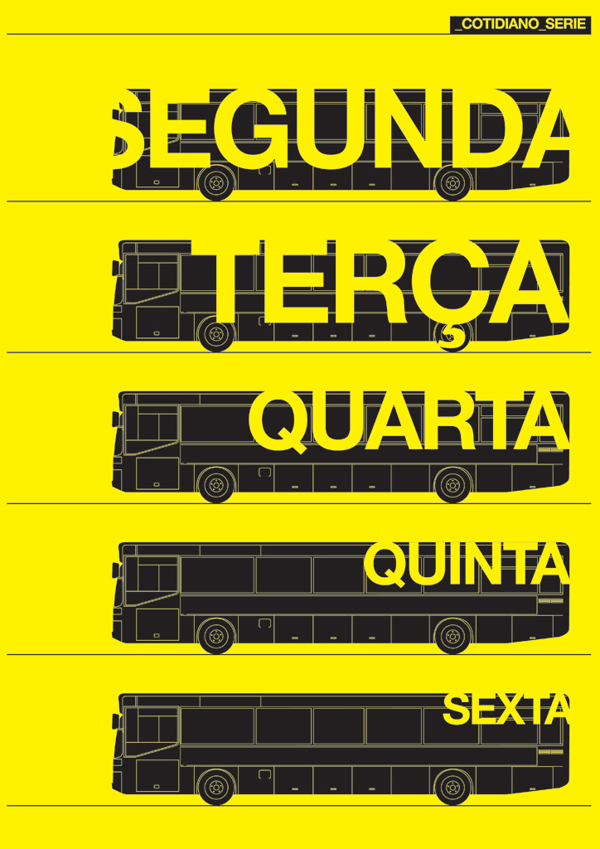 Bruno Martins. Poster Series