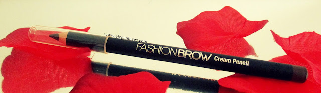 Maybelline Fashion Brow Cream Pencil Brown review