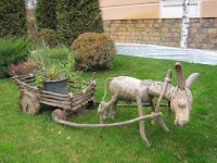 Ideas en madera para el jardín