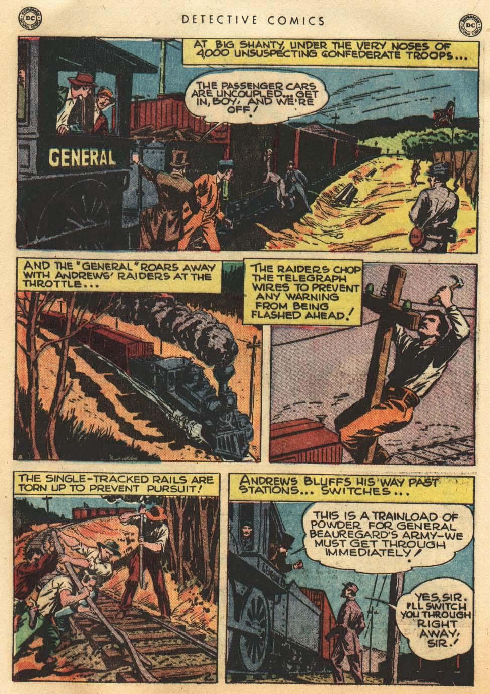 Detective Comics (1937) 155 Page 25