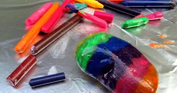 C mo pintar piedras con crayones for Tecnica para pintar piedras