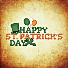 st patrick's day poems 2018