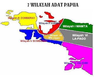 Sejarah OPM, Papua