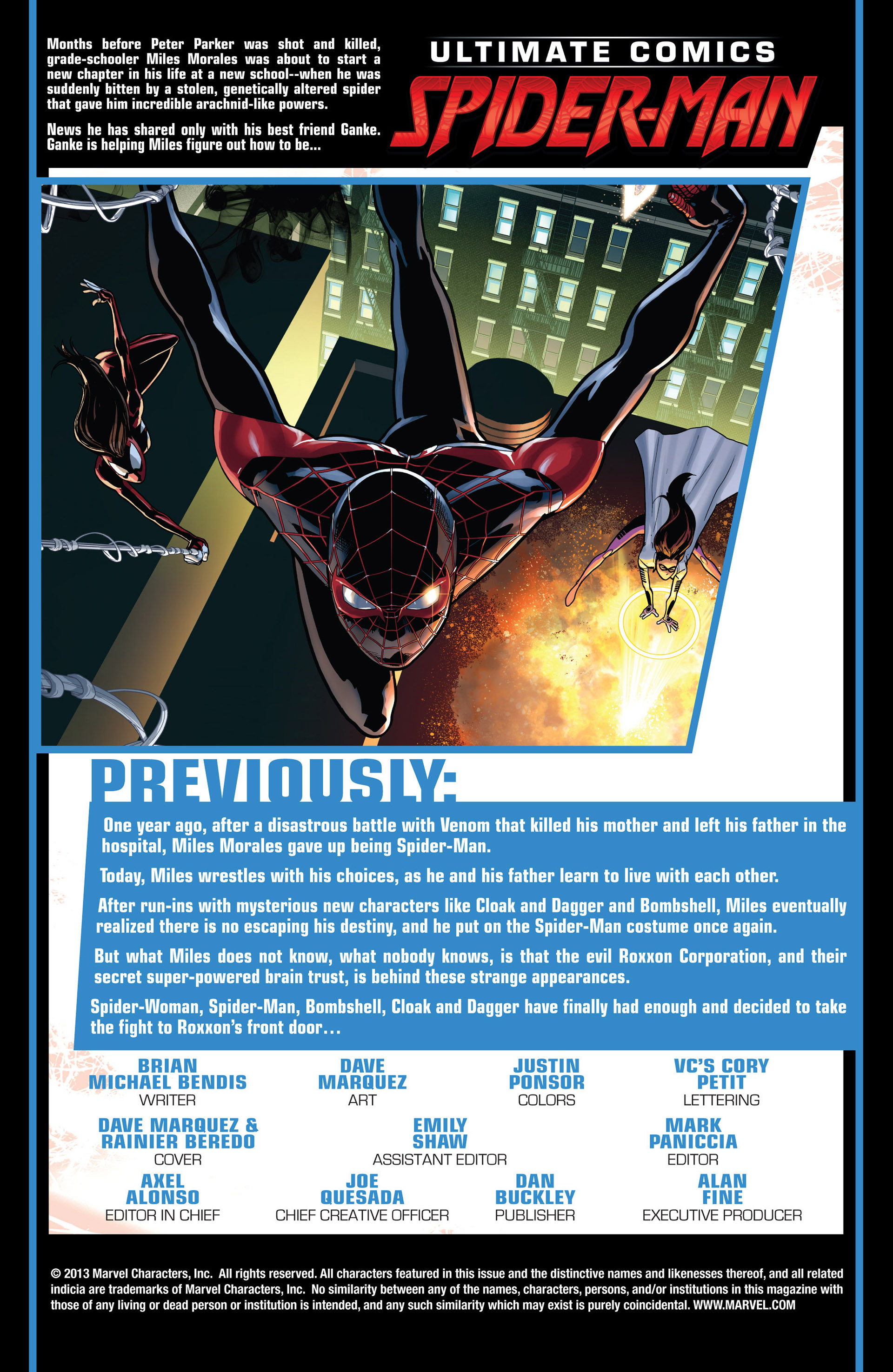 Read online Ultimate Comics Spider-Man (2011) comic -  Issue #28 - 2