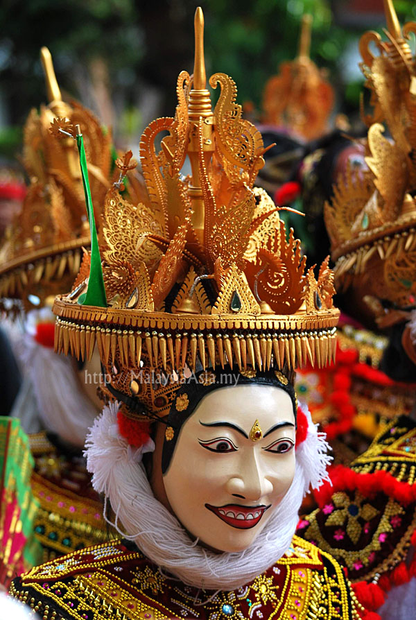 Photography of Bali Arts Festival