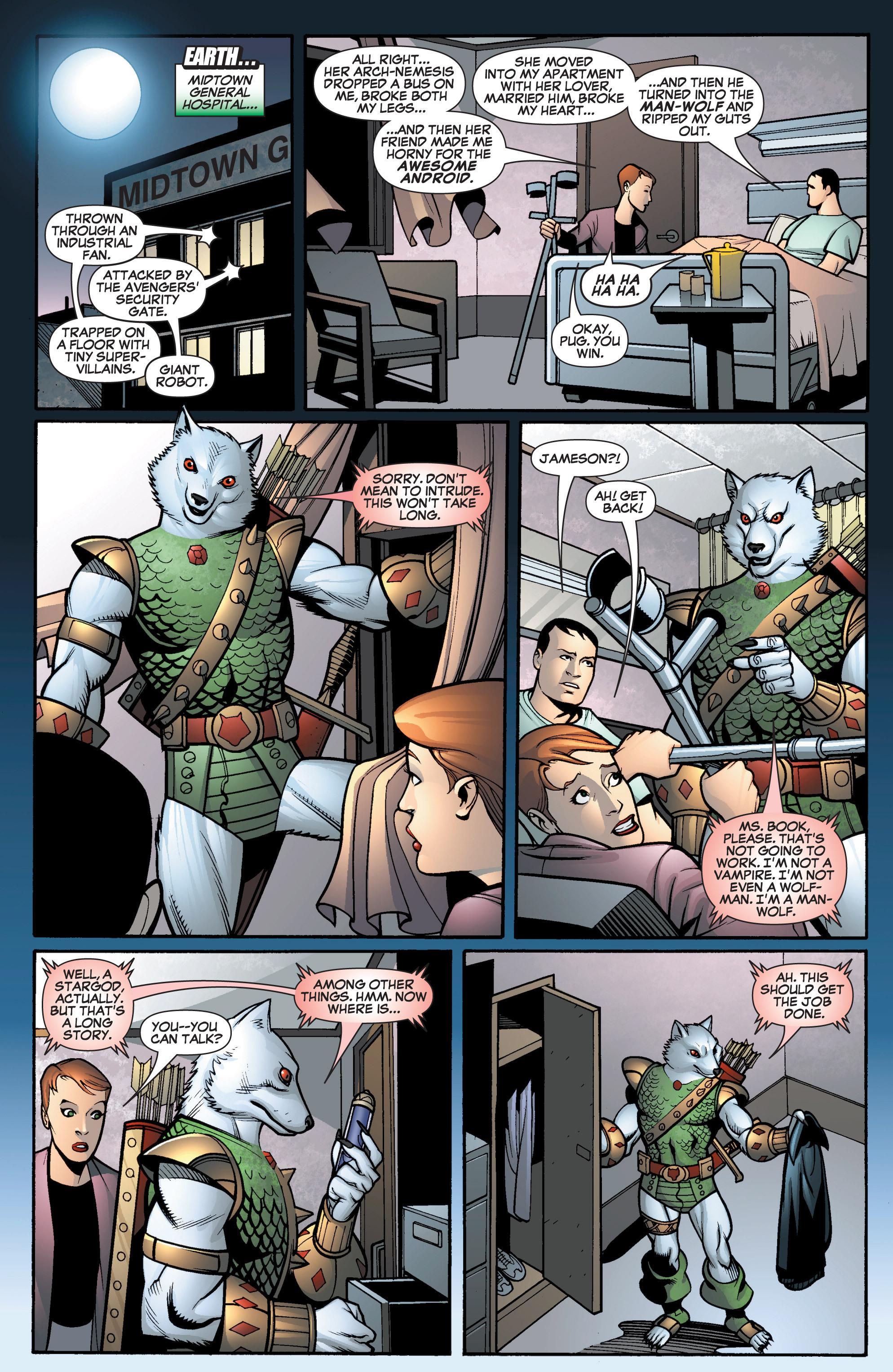 Read online She-Hulk (2005) comic -  Issue #13 - 9