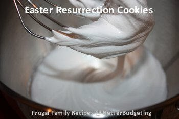 Easter resurrection cookies - photo 2