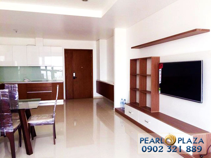 Pearl Plaza one bedroom for sale 20th floor only 5 minutes to District 1