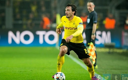 Manchester United target Mats Hummels set for exit