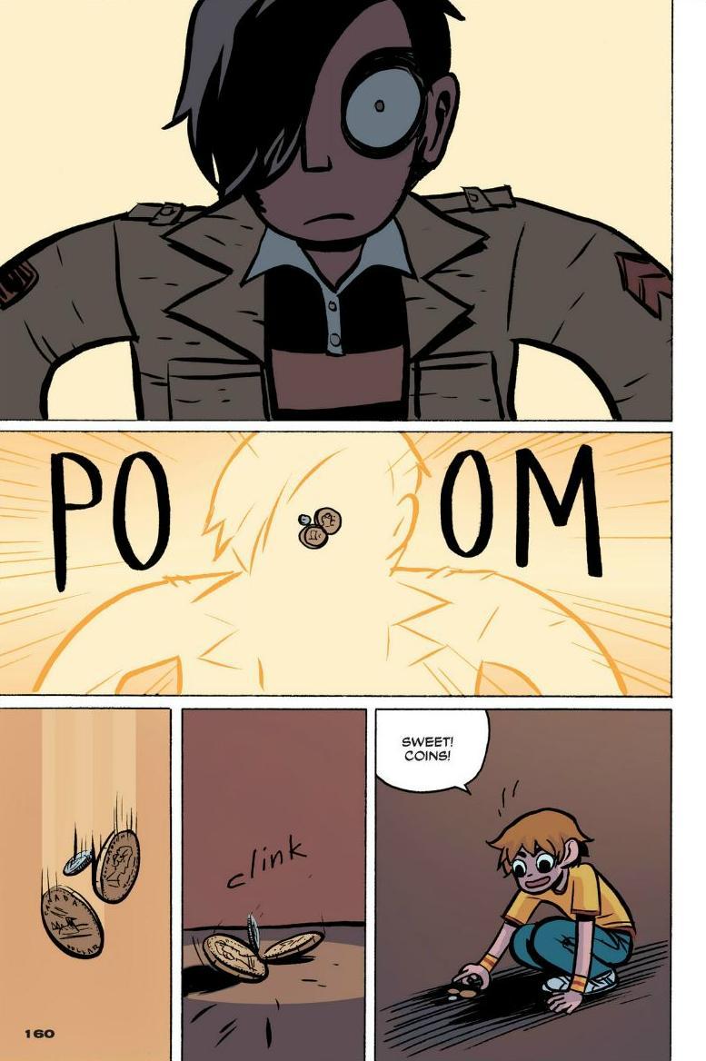 Read online Scott Pilgrim comic -  Issue #1 - 142