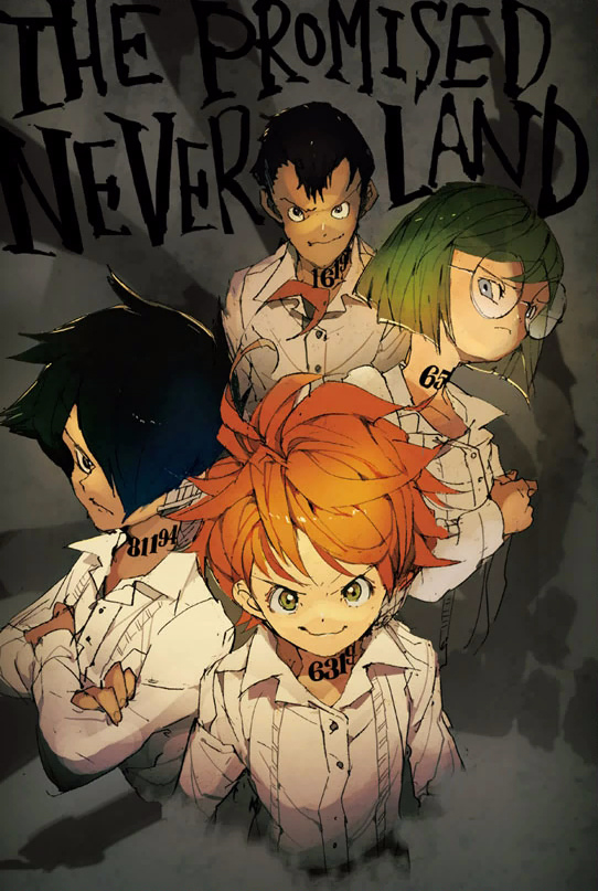 The Promised Neverland-indonesia