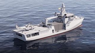 Kapal Patroli Fassmer MPV70 Mk.II