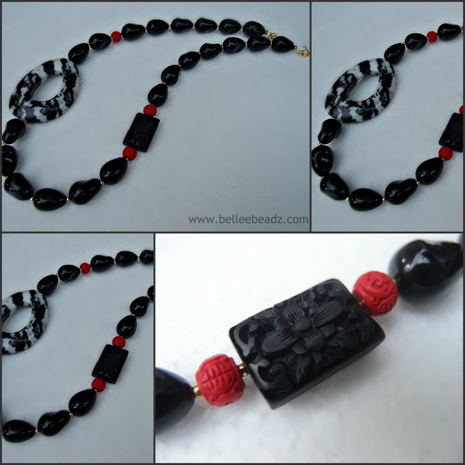 Custom Engraved PERSONALIZED Black Onyx Cushion Beads 15mm X 8mm 3