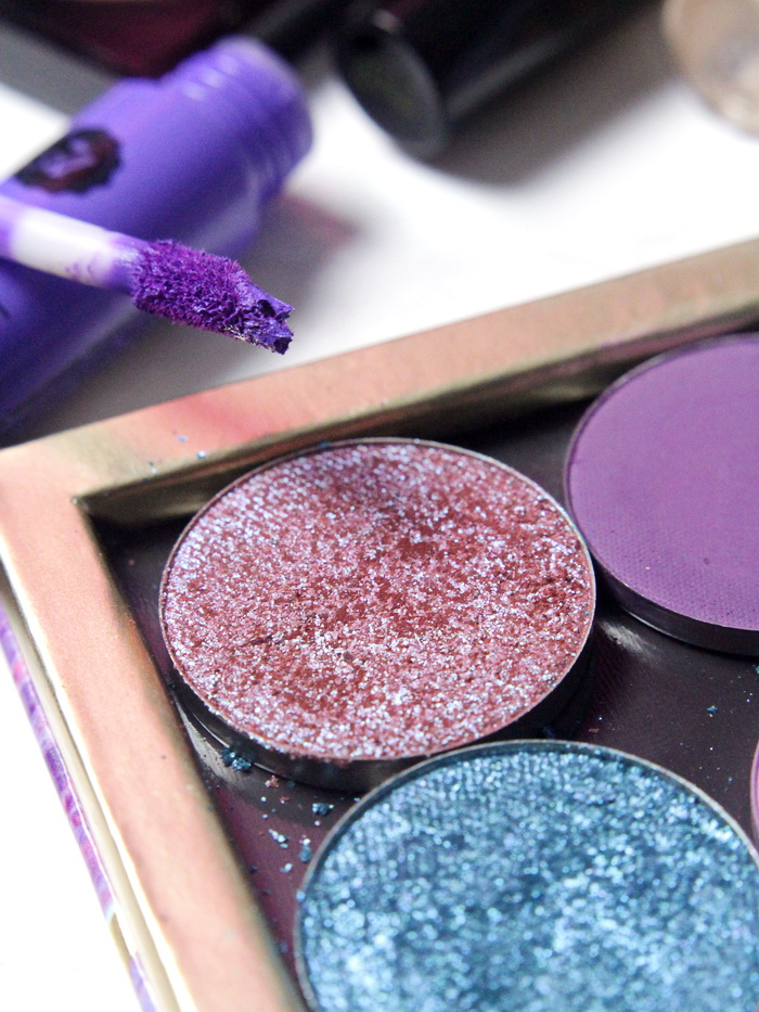 Ultra Violet Make up Produkte