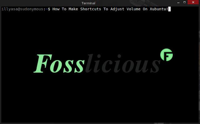 How To Make Shortcuts To Change Volume On Ubuntu!