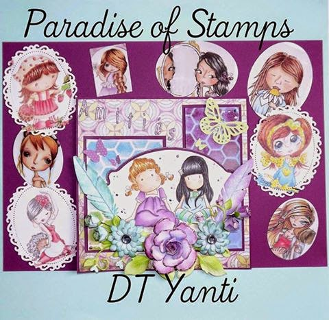 Paradise of Stamps DT