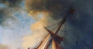 Tormenta En El Mar De Galilea La Cámara Del Arte