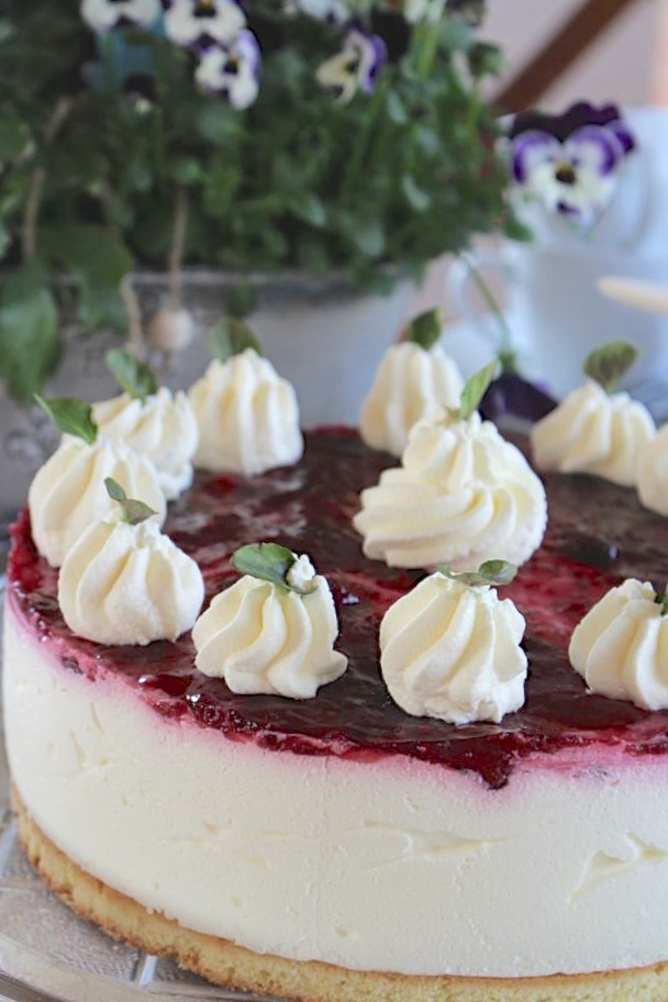 Schneewittchen-Torte